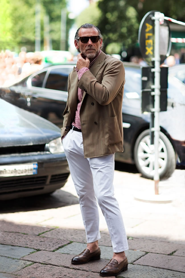 ... Italian style is influential within the fashion industry... even the