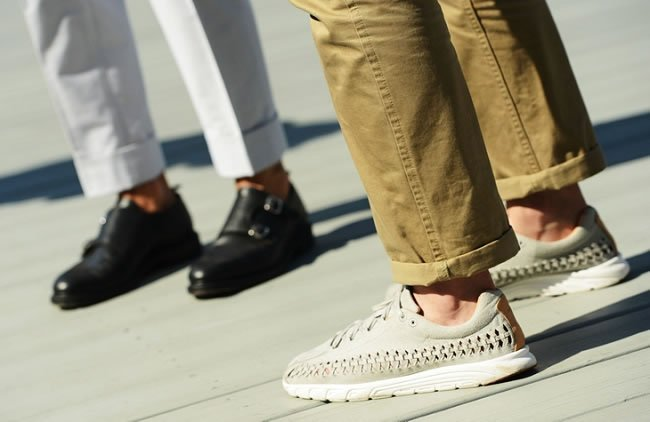 Footwear for Men on the Move