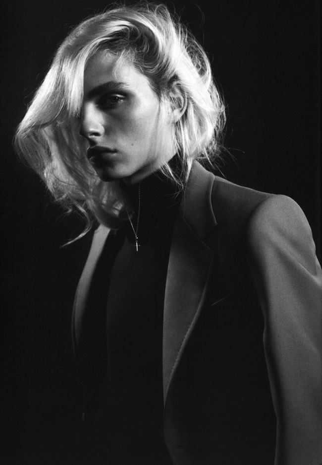 Model Profile - Andrej Pejic