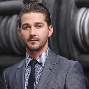 Icons of Style - Shia LaBeouf