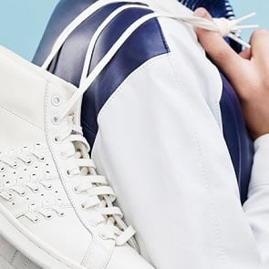 How to Wear High Top Sneakers