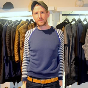 Read Our Interview with Fashion Designer Christopher Raeburn