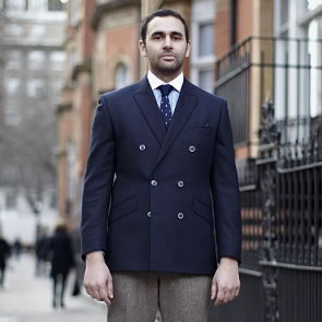 Reiss x Menswear Style: The Menswear Diaries