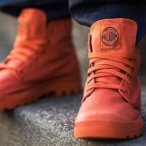 Win £100 to Spend on Palladium Boots