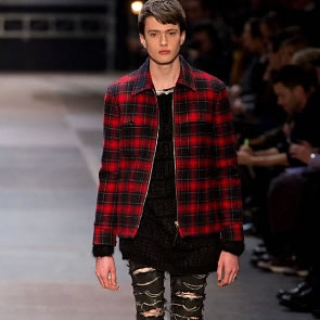 Punk Influences on Men's Style