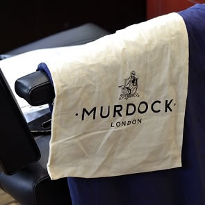 Murdock at Hackett Spitalfields