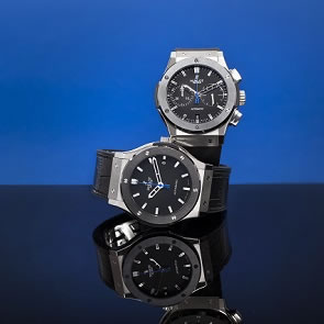 The Watch Gallery X Hublot