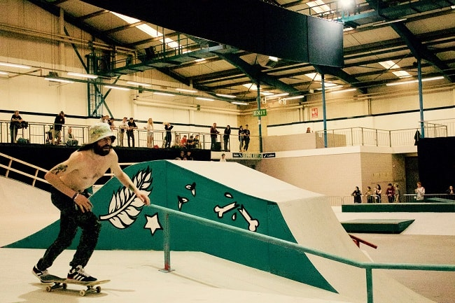 Mountain Dew Tour Kicks off at Bristol Nass Festival