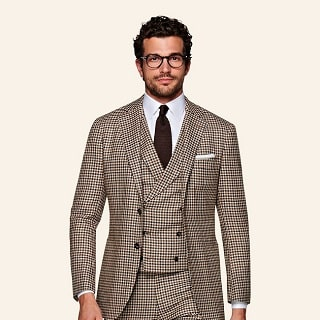 Houndstooth vs. Herringbone: Spotting the Difference