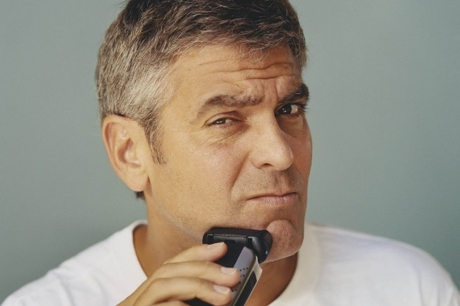 The Secrets of Clooney's Grooming Routine