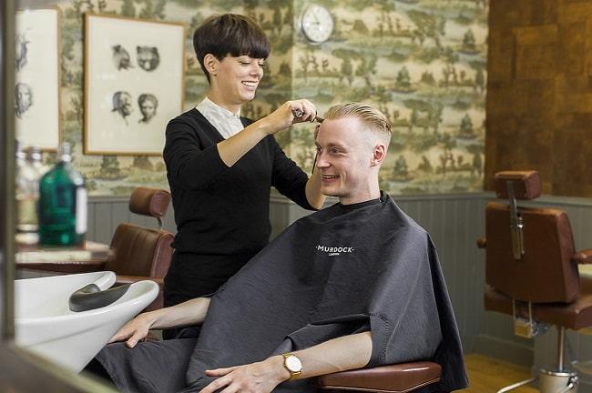 Murdock London Barbers Train in Mental Health First Aid