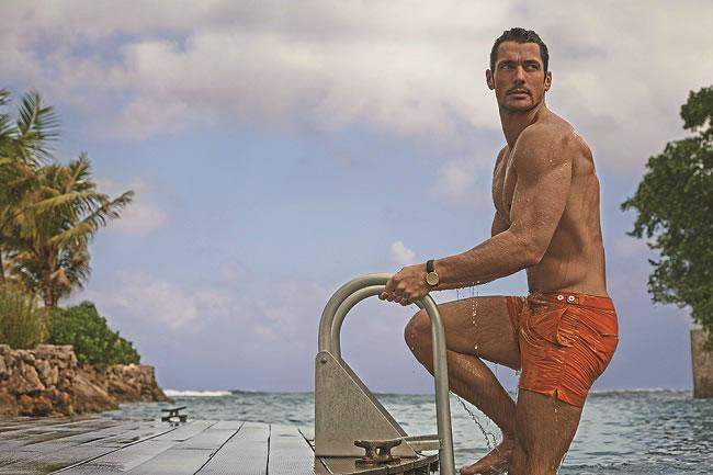 M&S to launch David Gandy for Autograph Swimwear