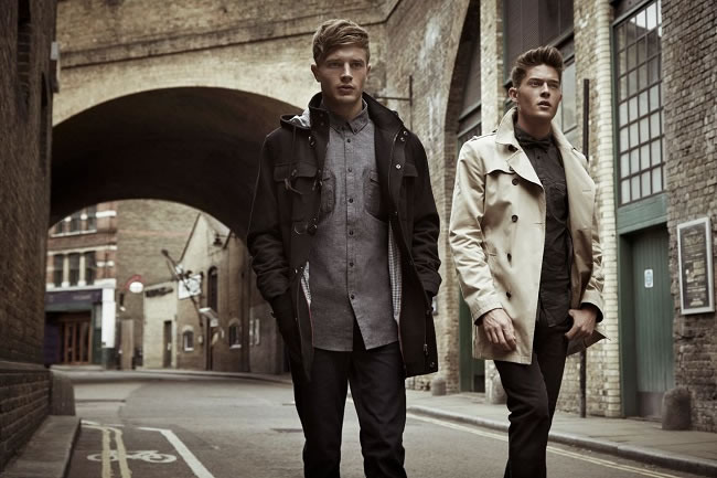 Ben Sherman autumn/winter 2014