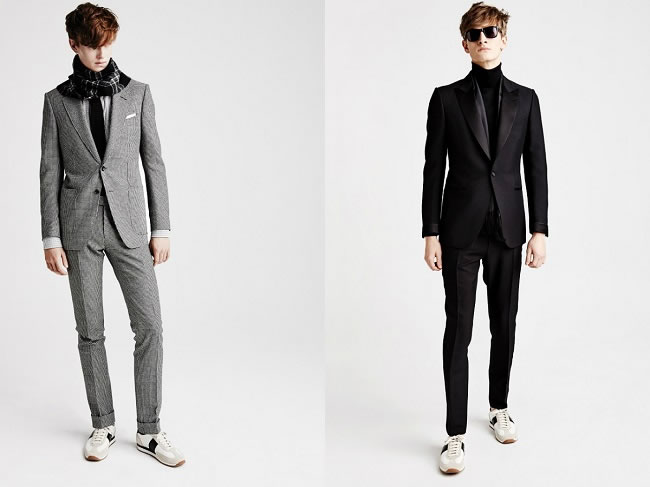 Tom Ford: The New Way to Wear a Suit