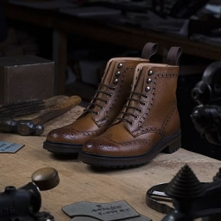 In Conversation With Jonathan Church of Cheaney