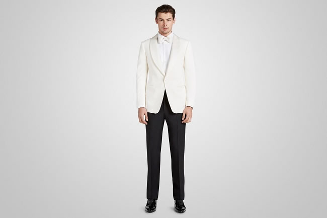 The Power of the White Dinner Jacket