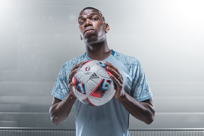 adidas unveils Euro knock-out phase Match Ball