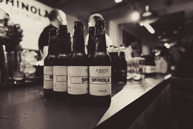 Shinola London launch party