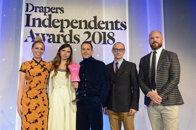 Drapers Best New Brand of 2018