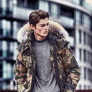 7 Stylish Winter-Ready Men's Jackets
