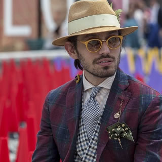 Street Style Trends of Pitti Uomo 88