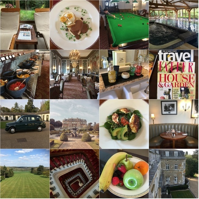 Our Luton Hoo hotel experience