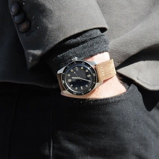 The Oris 65 Divers Watch at Baselworld
