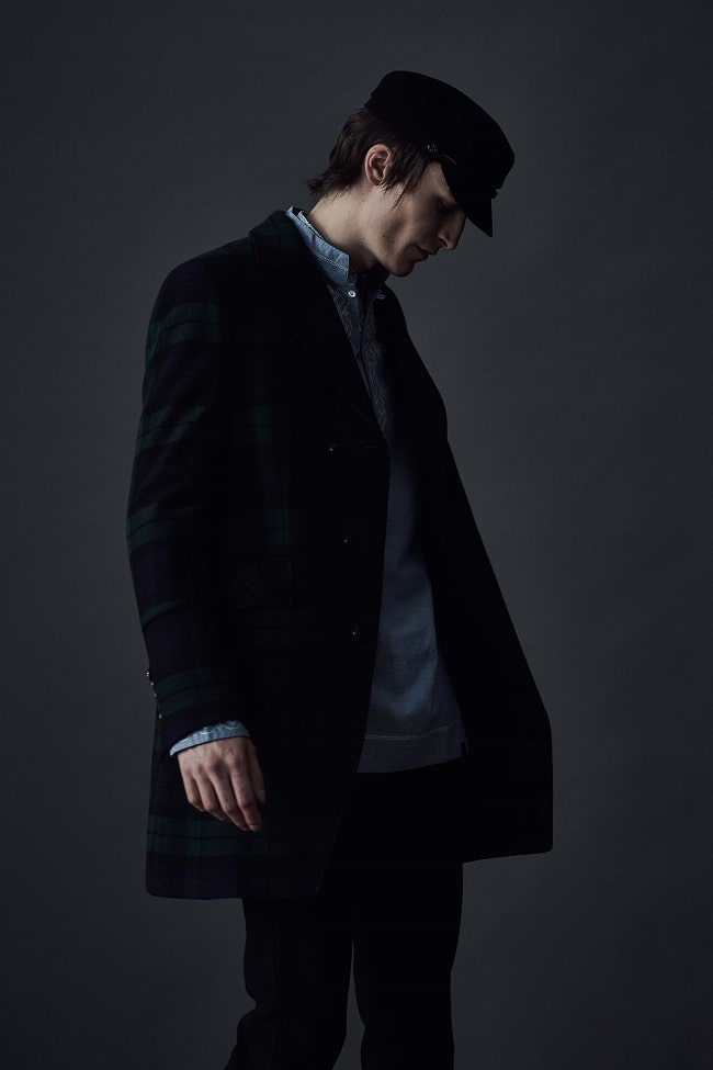 Win a £350 Pretty Green Check Coat