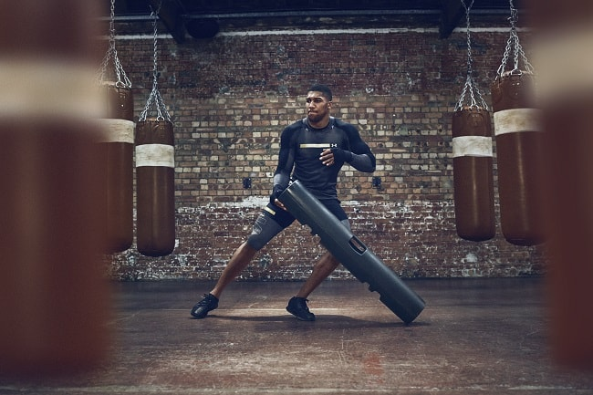 Anthony Joshua Reveals Mental Preparation
