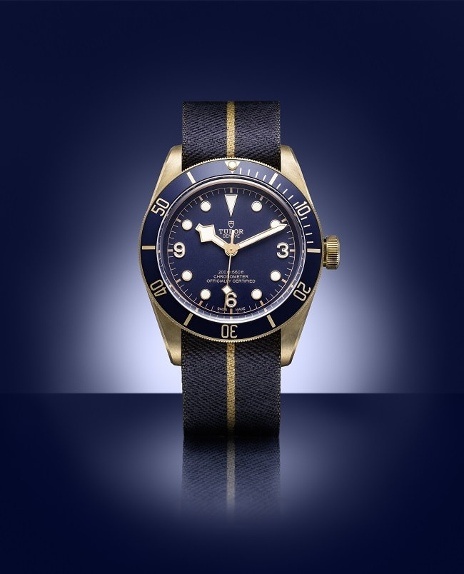 Discover Bucherer Blue Editions