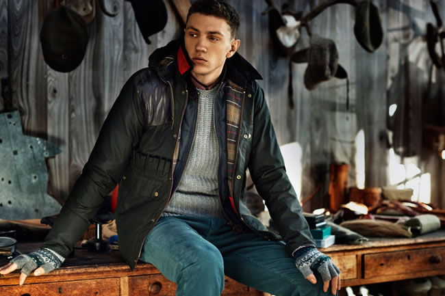 Win A Barbour Outfit Worth £450