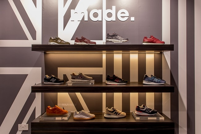 New Balance Premium Outlet Store at