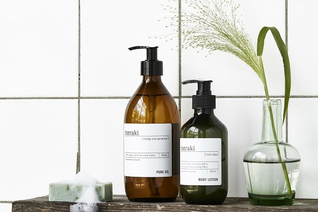 Introducing Meraki Skincare