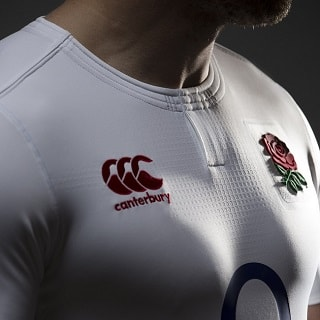 Canterbury Launch 2016/17 England Rugby Shirt