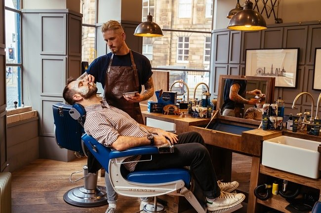 Heverlee Launches 'Beer Facial' at Ruffians Edinburgh