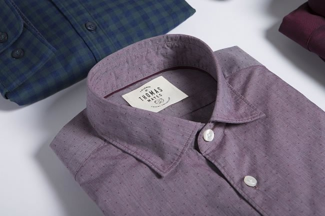 T.M.Lewin Autumn/Winter 2015 Shirts