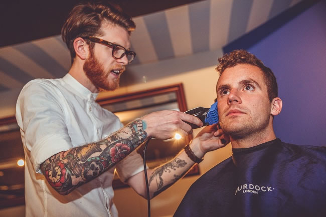 Winter Grooming Tips from Murdock London's Head Barber