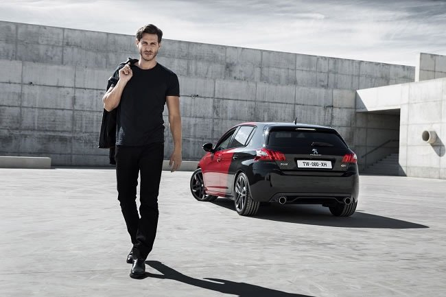 Introducing the new Peugeot 308GTi