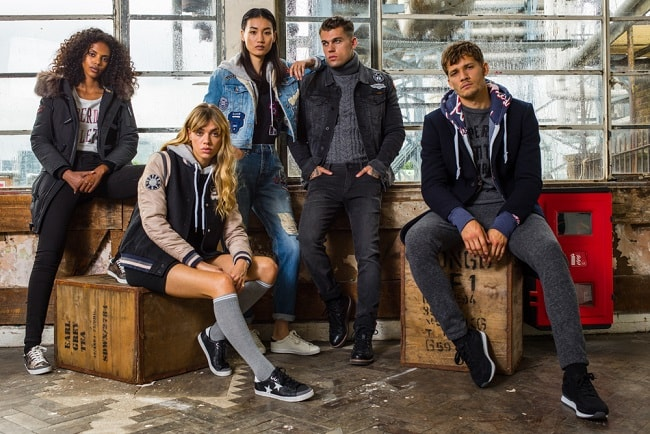 Superdry Launch Their AW17 Range