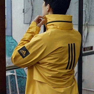 Adidas Outdoor Launches MYSHELTER Rain Jacket