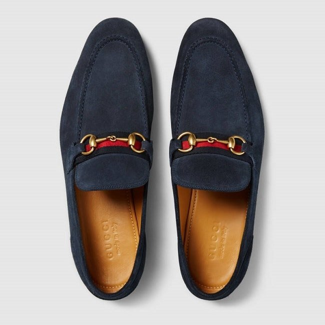 Square-Toed Loafers