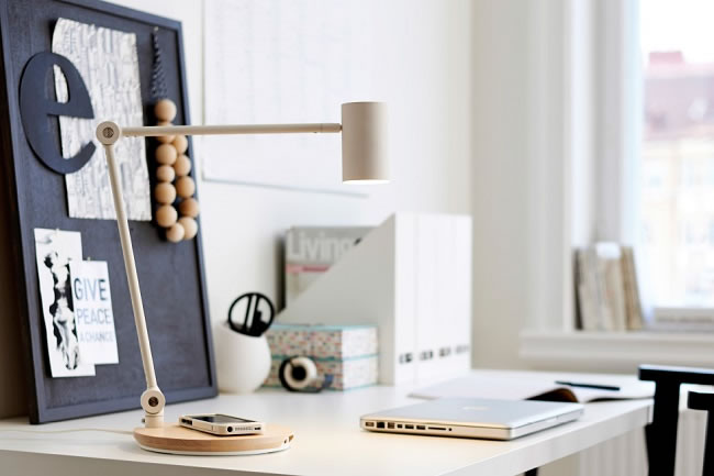 IKEA Launches Revolutionary Wireless Charging Furniture