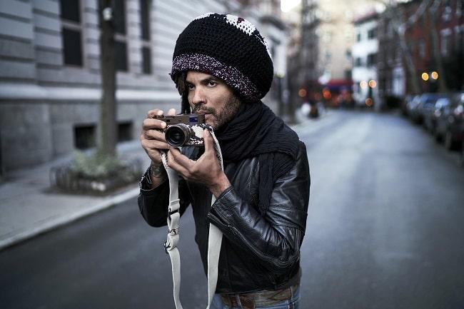 Leica x Lenny Kravitz