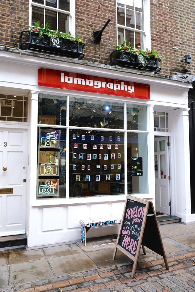 Newburgh Quarter London Christmas Gift Guide
