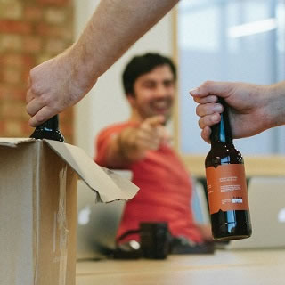 Craft Beer Delivered to Your Office