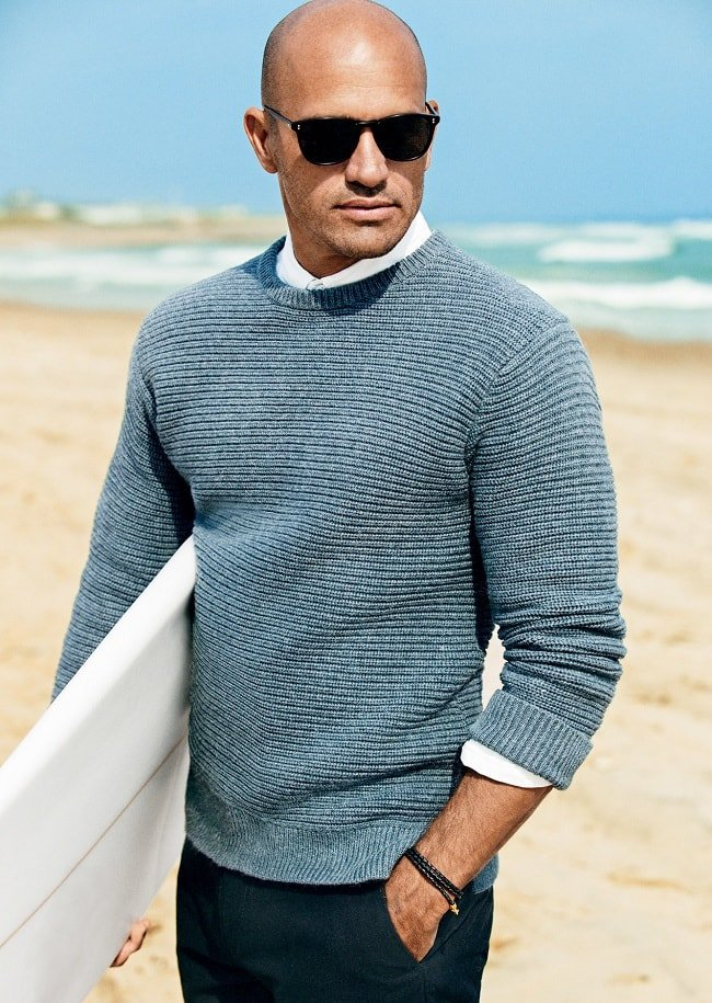 Kelly Slater for GQ