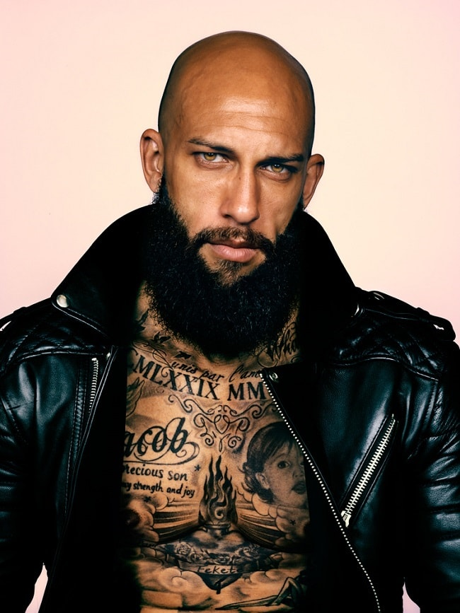 Tim Howard by Brock Elbank