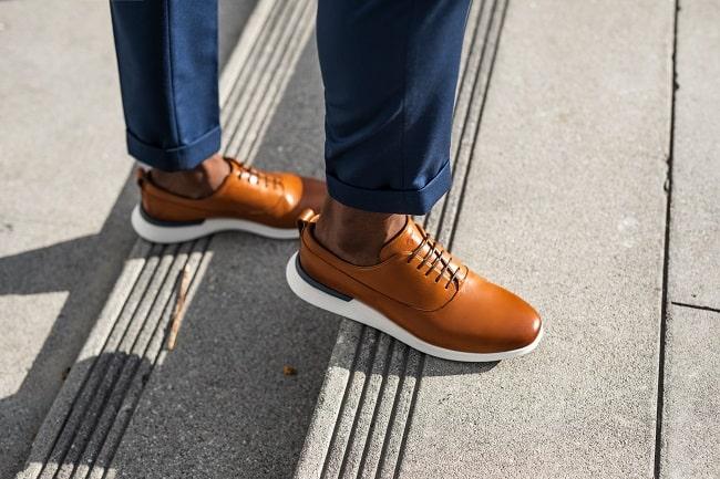 Dress Sneakers Oxymoron