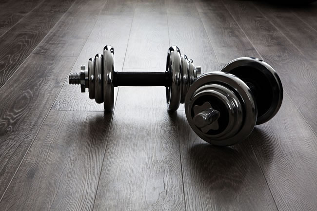 """A key part of any home gym"""