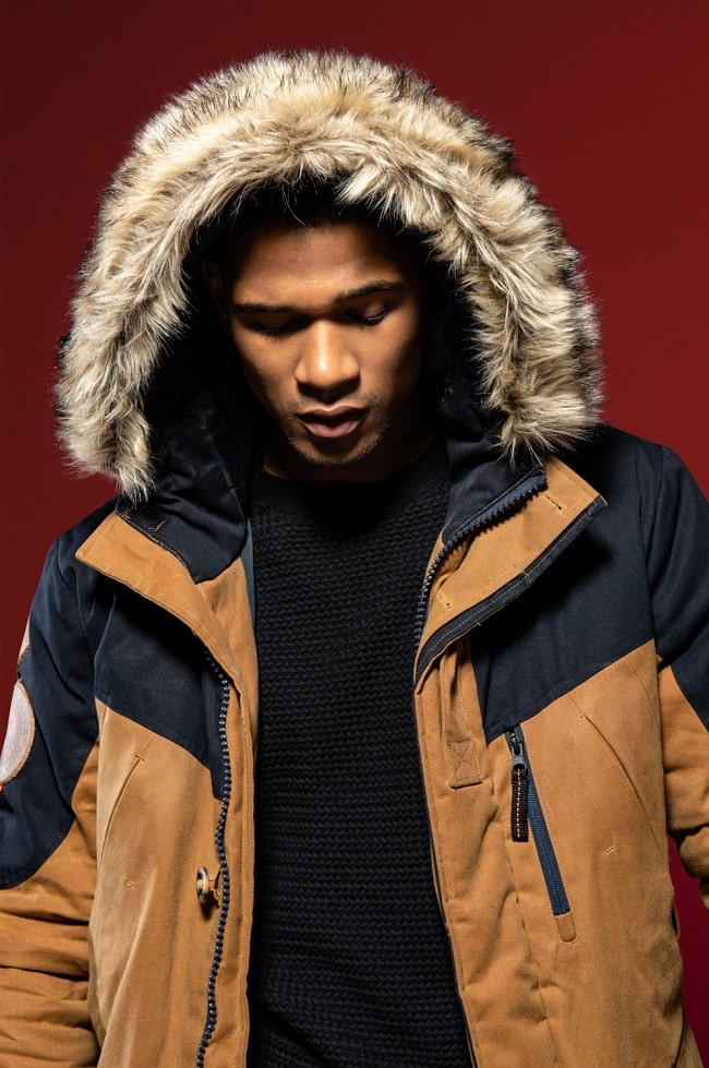 Superdry Launch AW18 Jackets Range
